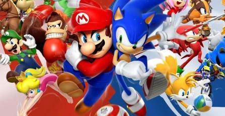Aquí está el nuevo trailer de <em>Mario & Sonic at the Olympic Games Tokyo 2020</em>