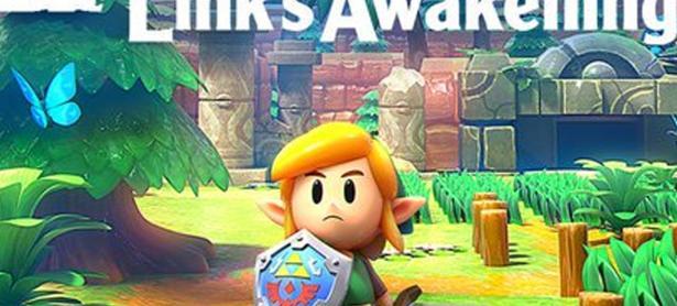 Checa la atractiva edición especial de<em> Zelda: Link's Awakening</em>