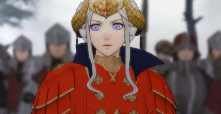 Checa el nuevo trailer de <em>Fire Emblem: Three Houses</em>
