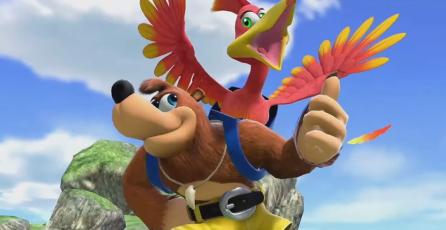 Llevar a Banjo y Kazooie a <em>Super Smash Bros. Ultimate</em> no fue complicado