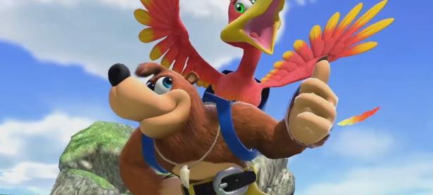 Llevar a Banjo y Kazooie a <em>Super Smash Bros. Ultimate</em> no fue complicado