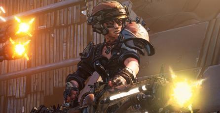 Conoce el estilo de combate de Moze, Vault Hunter de <em>Borderlands 3</em>