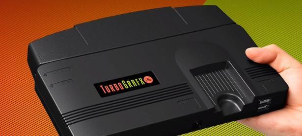 ¡Sorpresa! Konami lanzará el TurboGrafx-16 Mini