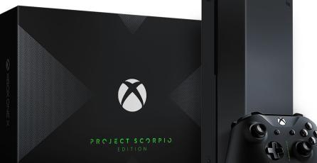 Anuncio de Project Scorpio motivó a Microsoft para hacer lo mismo con Scarlett