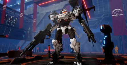 Nuevo gameplay de <em>Daemon X Machina</em> es mucho mejor que el del demo