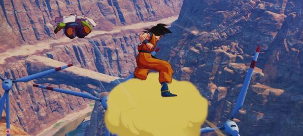 Enfrentarás a la Patrulla Roja en <em>Dragon Ball Z: Kakarot</em>