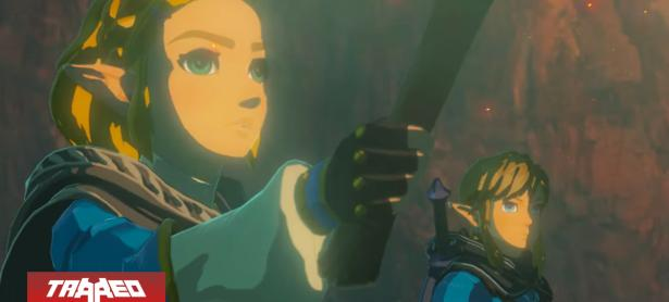 Anuncio de Breath of the Wild 2 desata éxito en YouTube y redes sociales