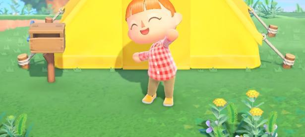 Podrás cambiar el tono de piel en <em>Animal Crossing: New Horizons</em>