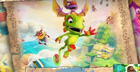 Muestran primer gameplay de <em>Yooka-Laylee and the Impossible Lair</em>