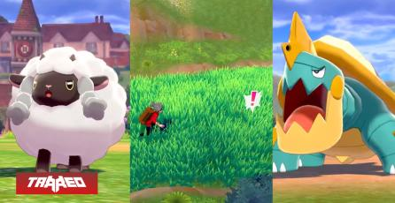 "Confirmado: Pokémon Sword & Shield no tendrá encuentros ""tradicionales"""