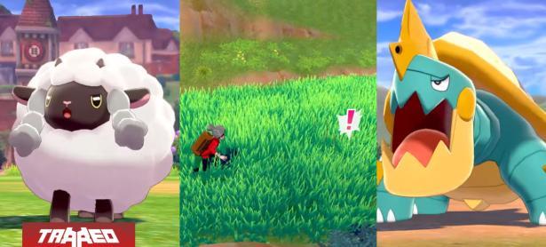 """Confirmado: Pokémon Sword & Shield no tendrá encuentros """"tradicionales"""""""