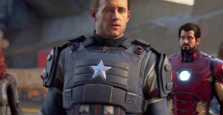 Historia principal de <em>Marvel's Avengers</em> sólo podrá jugarse en solitario
