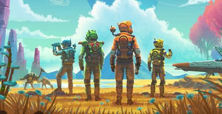 La comunidad de <em>No Man's Sky</em> agradecerá a Hello Games con un espectacular