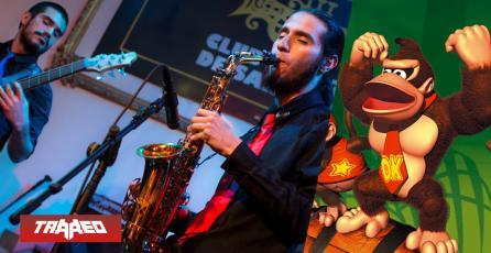 Donkey Kong en Concierto: Jazztick tendrá un nuevo show temático