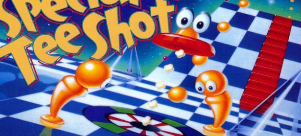 Liberan prototipo del juego cancelado de SNES <em>Special Tee Shot</em>