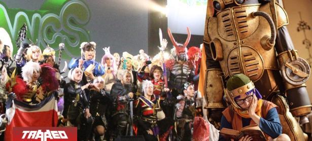 Chile ya tiene a sus cosplayers representantes para el mundial 2019 a realizar en Japón