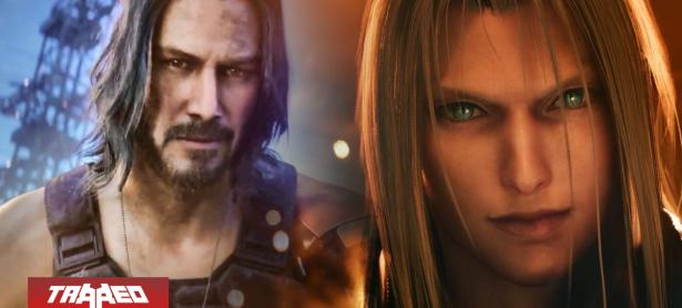 Cyberpunk con Keanu reeves y FF VII se quedan como lo mejor del E3 2019