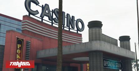 Rockstar abrirá casino en GTA V Online después de 5 años de 'construcción'