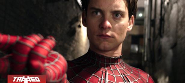 Tobey Maguire regresaría como Spider-Man en retorno de la trilogía original