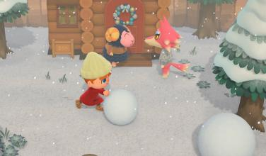 <em>Animal Crossing: New Horizons</em> se adaptará a las estaciones como nunca antes