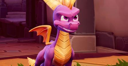 <em>Spyro Reignited Trilogy</em> para Switch requerirá descarga de contenido