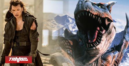 ESTÁ AQUÍ: Se filtra el primer trailer de la película de Monster Hunter