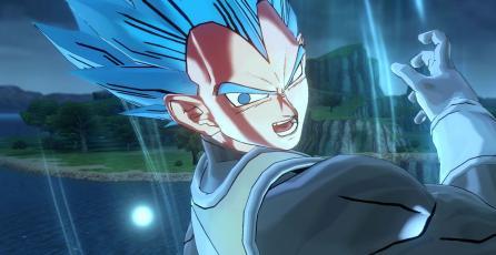 Una nueva y poderosa versión de Vegeta llegará a <em>Dragon Ball Xenoverse 2</em>