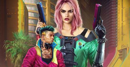 Liberan increíble arte conceptual de <em>Cyberpunk 2077</em>