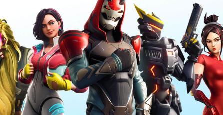 Ya es posible curarte en grupo en <em>Fortnite: Battle Royale</em>