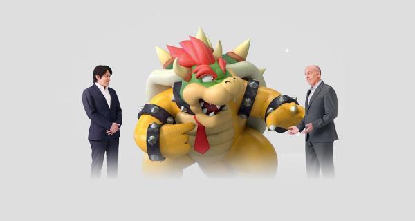 Nintendo y su fiesta particular