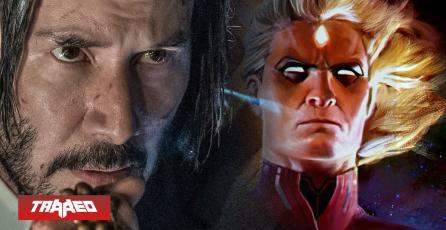 Marvel negociaría para tener a Keanu Reeves como Adam Warlock en el MCU