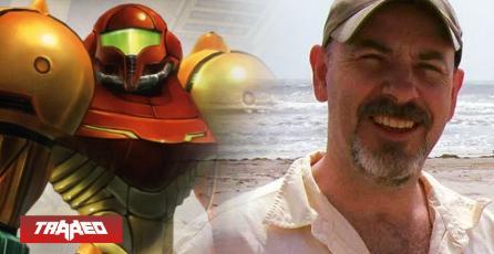 Con 47 años fallece Andy O' Neil, programador de Metroid y BluePoint