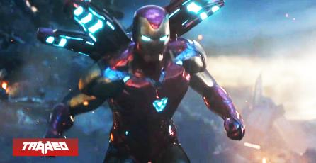 Avengers: Endgame será restrenado en cines con escenas inéditas