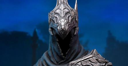 Checa esta estatua de Artorias the Abysswalker de <em>Dark Souls</em>