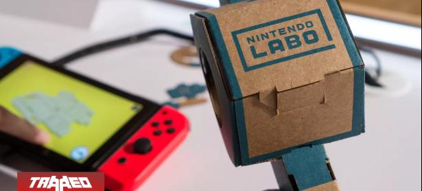 Nintendo Labo se queda como el 'Juego del Año' en Games for Change