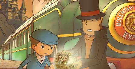 <em>Professor Layton and the Diabolical Box HD</em> ya está disponible para móviles