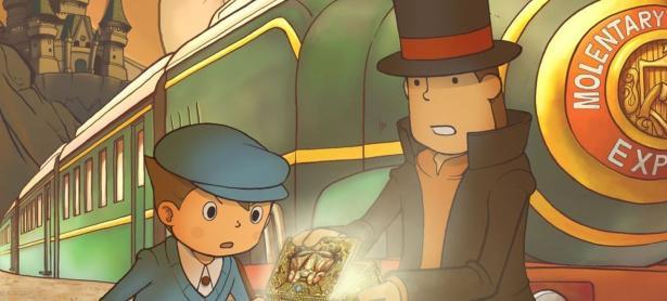 <em>Professor Layton and the Diabolical Box HD</em> ya está disponible para móviles