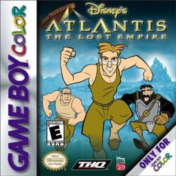 Disneys Atlantis: The Lost Empire