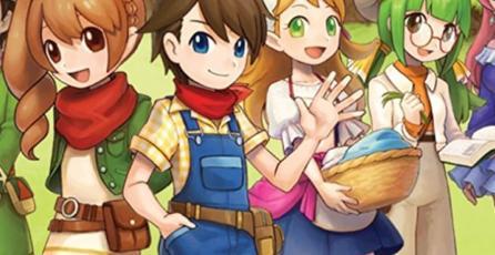 <em>Harvest Moon: Mad Dash</em> llegará en otoño a Nintendo Switch y PlayStation 4