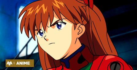 ESTÁ AQUÍ: Evangelion ya se encuentra disponible en Netflix