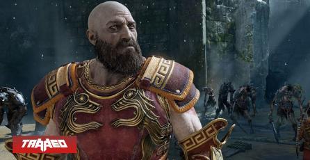 Sony iniciaría secuela de God of War para PlayStation 5