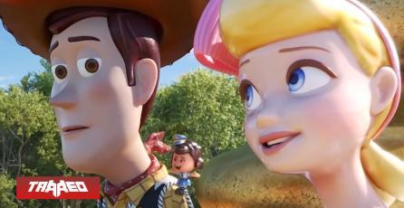 Toy Story 4 llegó de manera oficial a los cines de todo el mundo