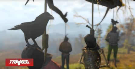 Nintendo censuró escena de hombres colgados en trailer de The Witcher 3