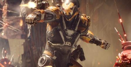 Electronic Arts reconoce uno de los problemas de <em>Anthem</em>