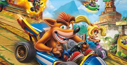 <em>Crash Team Racing Nitro-Fueled</em>