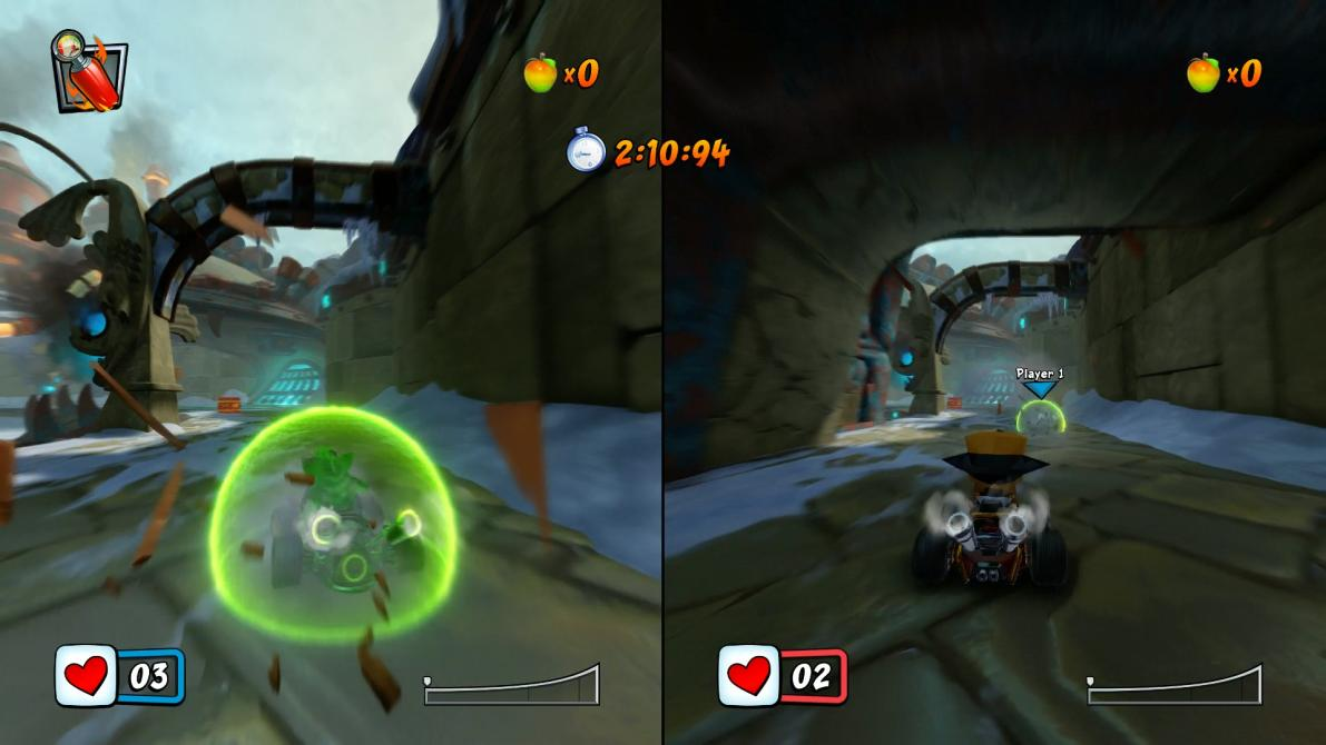 <em>Crash Team Racing Nitro-Fueled</em>