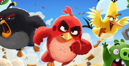 La nueva película de <em>Angry Birds</em> se estrenará en unas semanas