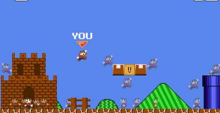 Nintendo arremete contra el Battle Royale de <em>Super Mario Bros.</em>