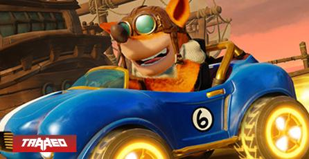 Team Sonic Racing es destronado por Crash Team Racing en cuestión de días