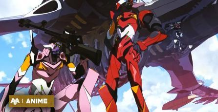 Evangelion 3.0+1.0 estrenará los primeros 10 minutos de película en Julio